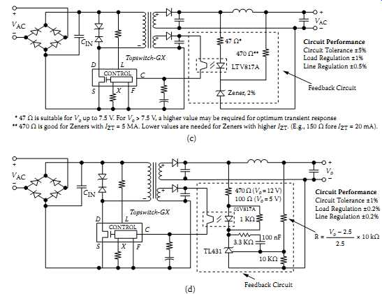 Switching Power Supply Topologies and Design Fundamentals