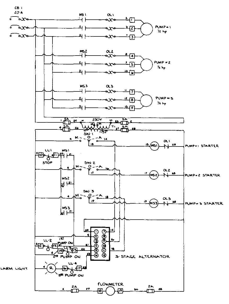 Drafting for electronics motors and control circuits part 2 33 transformer used to step down voltage for control portion pooptronica Image collections
