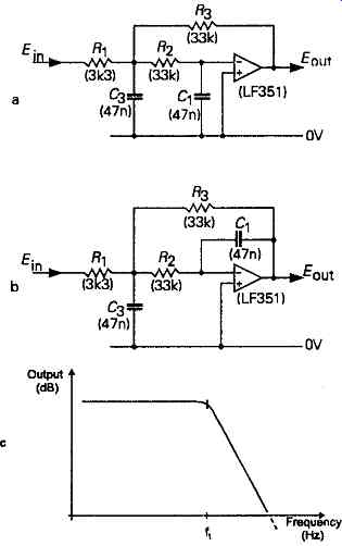 frequency response modifying circuits and filters  part 2