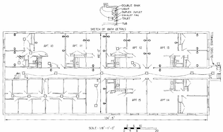 Sensational Electrical Drawing For Architectural Plans Wiring Digital Resources Minagakbiperorg