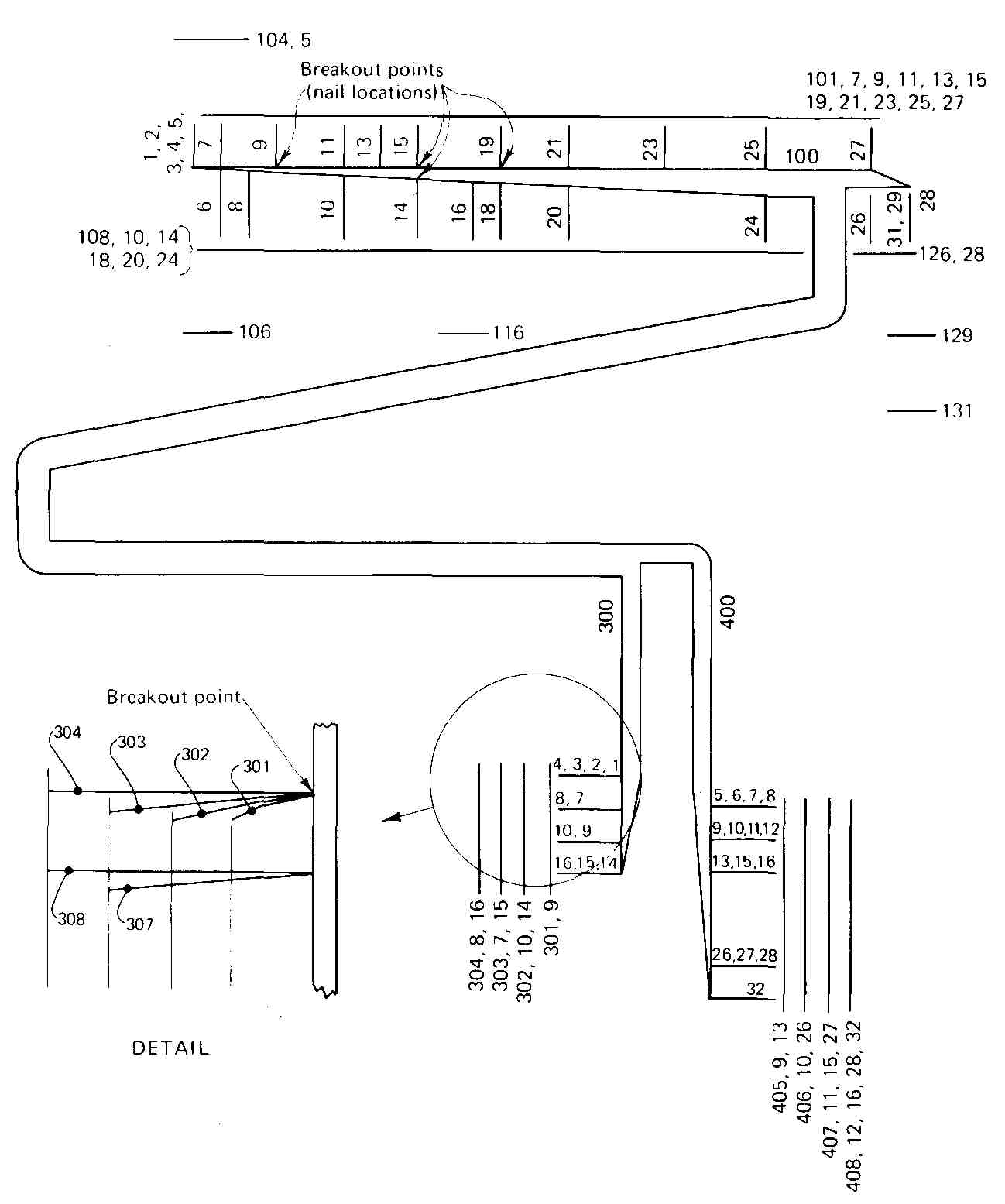 Wiring Cabling And Chassis Drawings Part 1 15a Voltage Regulator Electronic Circuits Diagramelectronics Fig 14 A Harness Drawing Intended For Installation Purposes