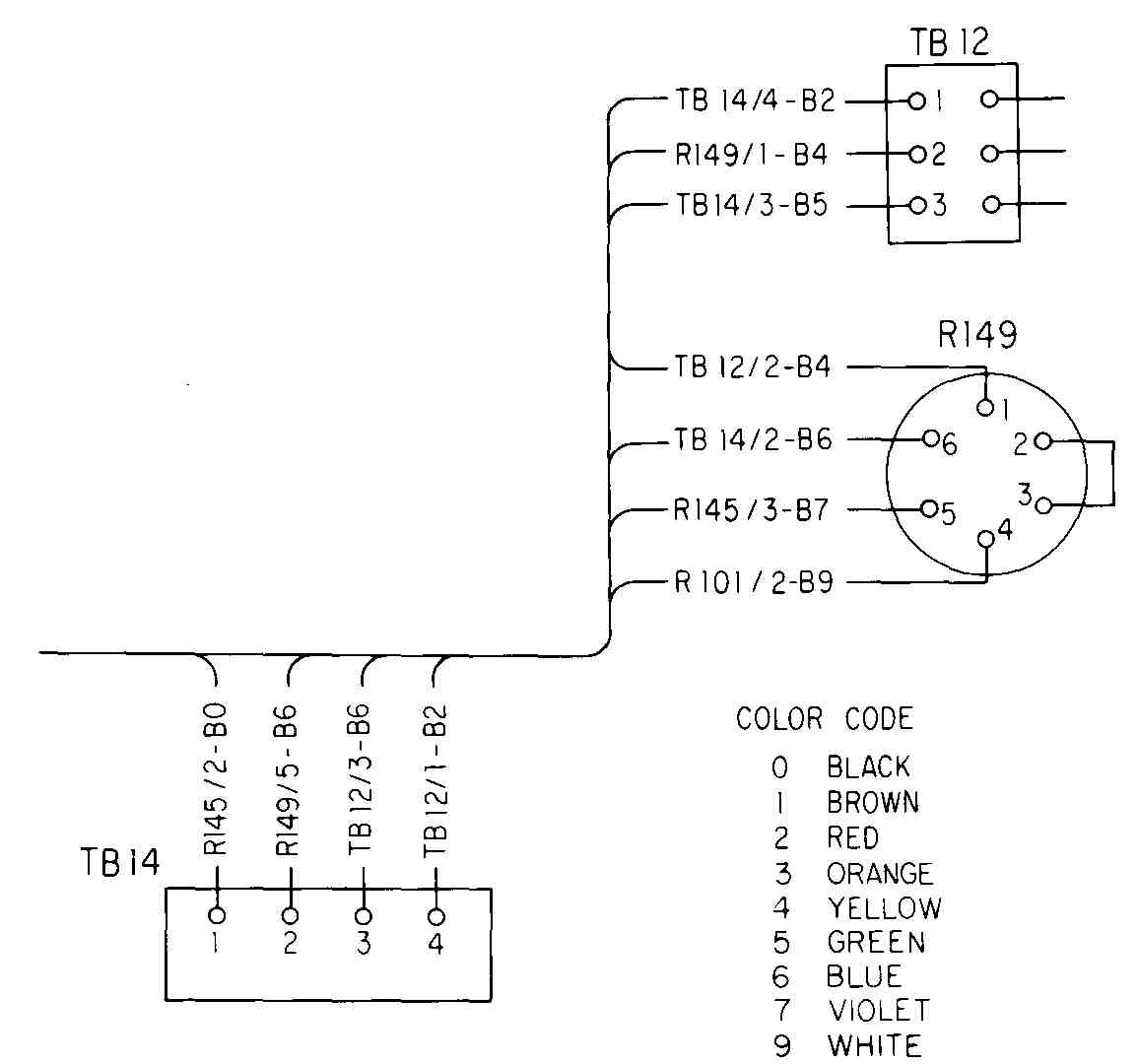 Ansi Wiring Diagram Format Manufacturing Process Flow Cabling And Chassis Drawings Part 1 Map 7 Of