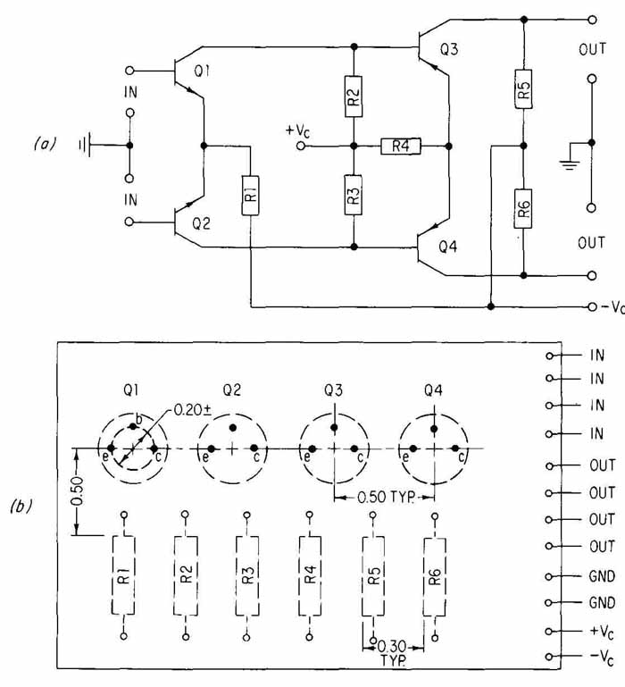 electrical and electronic drawing