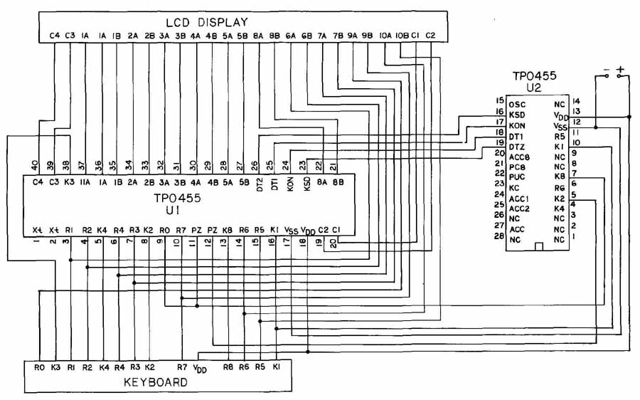 Circuit Block Diagram Calculator Block Diagram Electronic Circuit