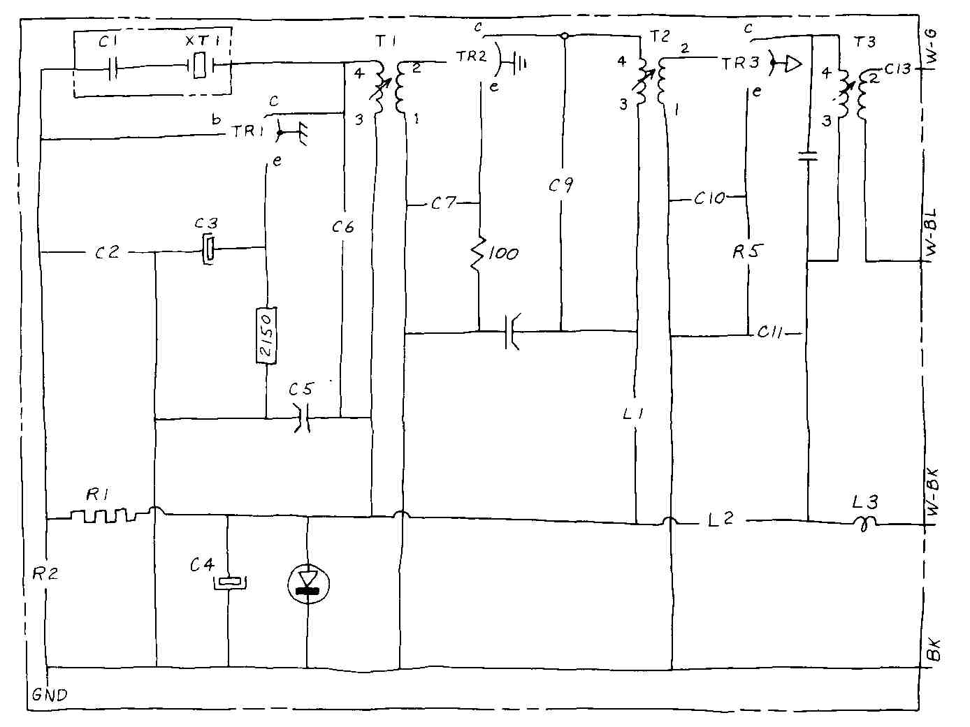 Electrical And Electronic Schematic Diagrams Part 2 Preamplifier Circuit Diagram