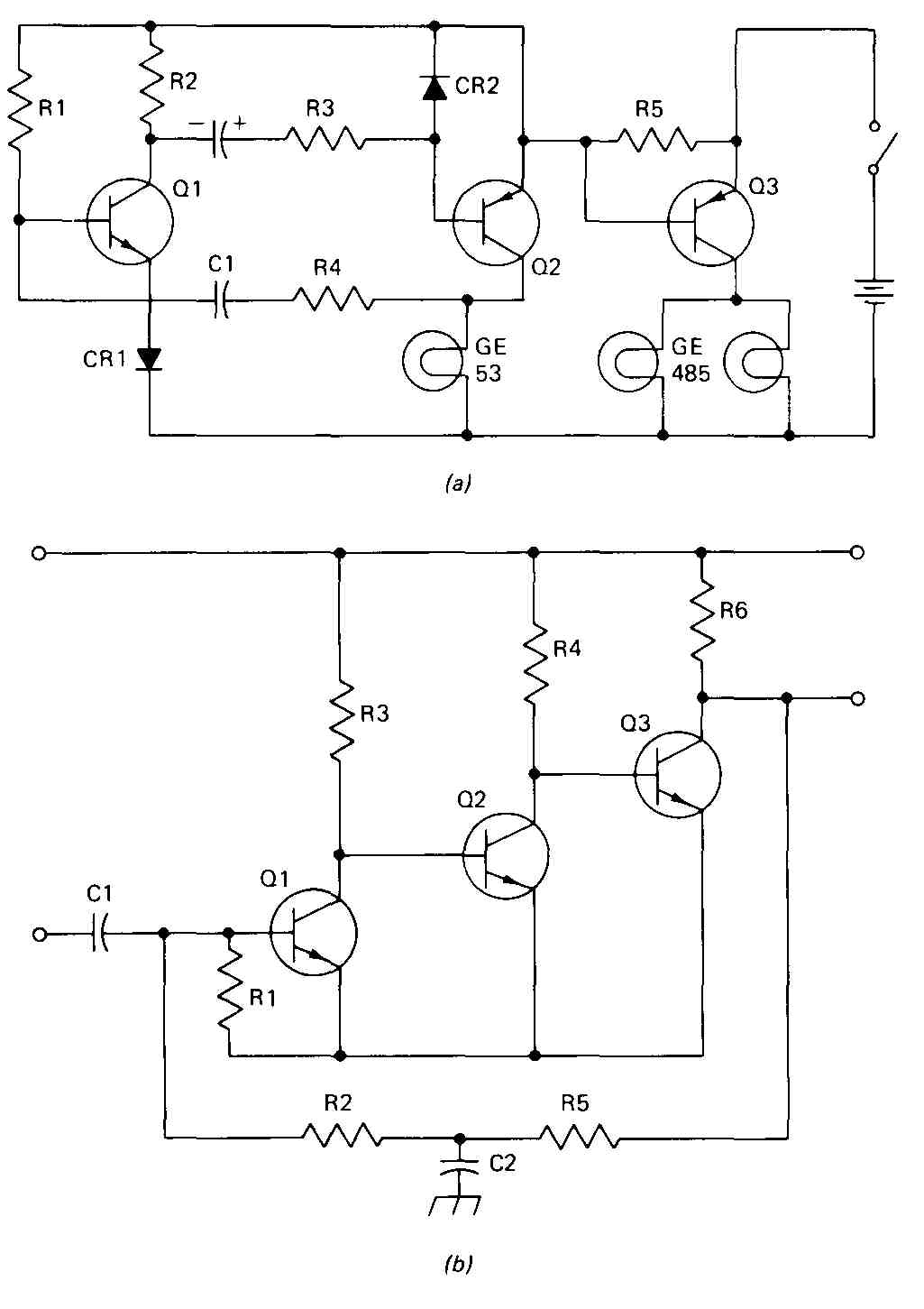 Electrical and electronic schematic Diagrams (part 1)