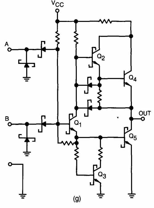 electrical and electronic schematic diagrams  part 1