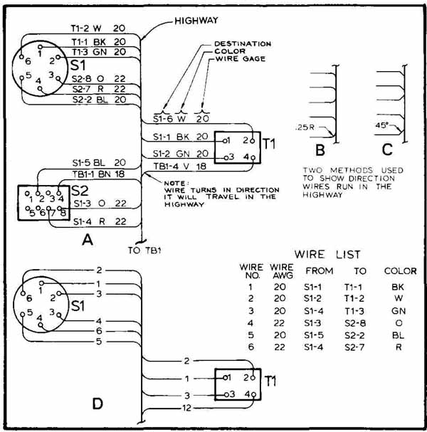 elec draft_6 11 electronics drafting wiring diagrams highway 22 wiring diagram at bayanpartner.co