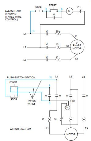 What Is A Wiring Diagram from www.industrial-electronics.com