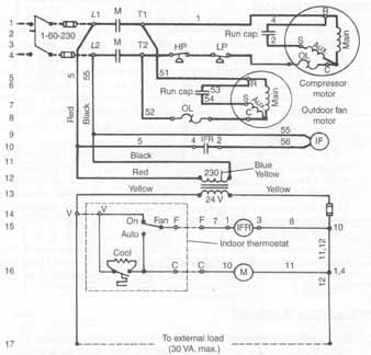 coleman mobile home heat pumps with Carrier Package Heat Pump Unit Wiring Diagram on Coleman Mobile Home Furnace also Home Air Conditioning Systems Amana furthermore Furnace Troubleshooting 2 additionally Ruud Electric Furnace Wiring Diagram furthermore 3500a823 Coleman Electric Furnace Parts.