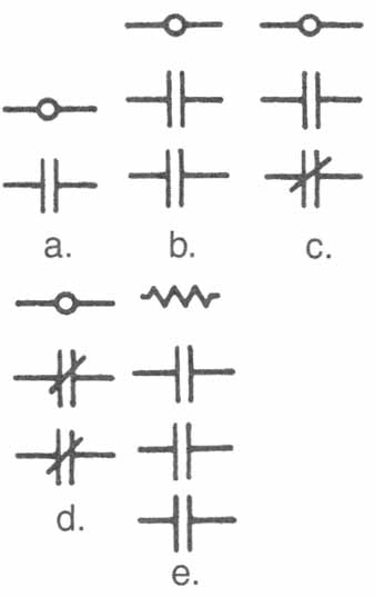 electrical diagram symbols contactor