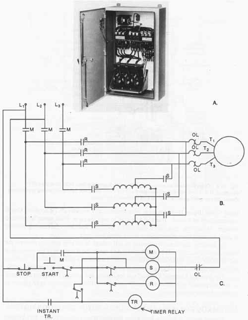 elec4_16 5 controllers for three phase motors autotransformer starter wiring diagram at n-0.co