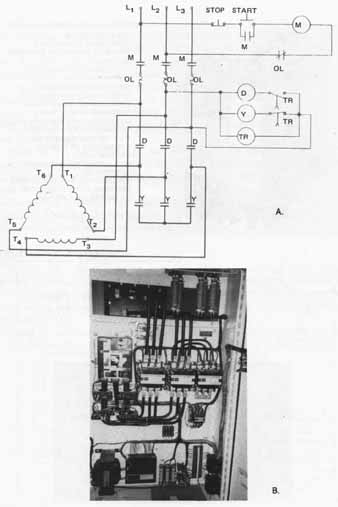 wye delta motor control wiring diagram wiring diagram and wye delta wiring diagram motor digital