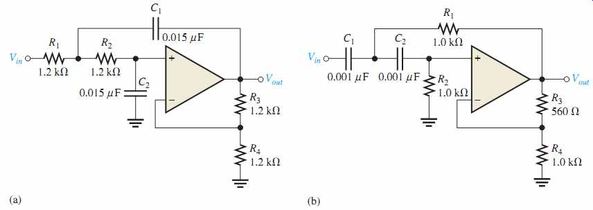 electronic devices  active filters  part 2