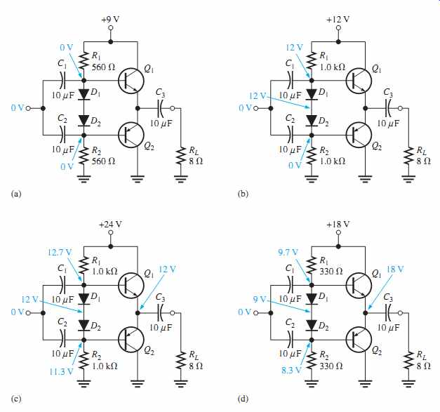 electronic devices  power amplifiers  part 2