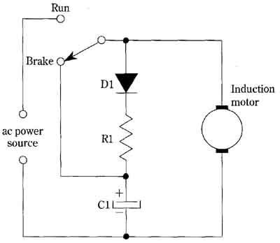 Dynamic braking techniques for ac motors for Dynamic braking ac motors