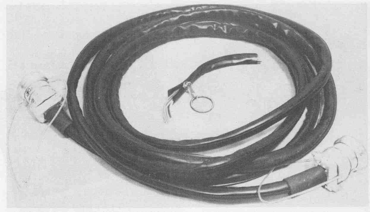 Electronic Techniques Harness And Cable Fabrication Wiring Nomenclature Fig17 Split Wall Zipper Tubing