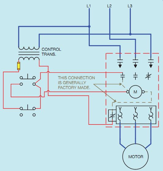 Control Wiring Diagram from www.industrial-electronics.com