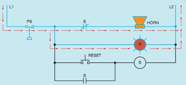 Schematics and Wiring Diagrams (Circuit #1 )Industrial Electronics