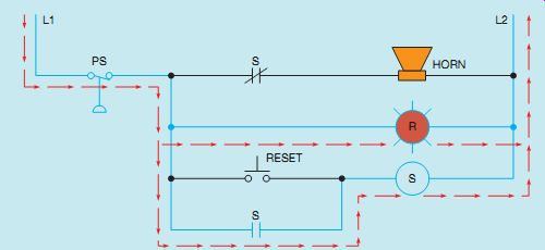 Schematics and Wiring Diagrams (Circuit #1 ) | Holding With A Circuit Wiring Diagrams |  | Industrial Electronics