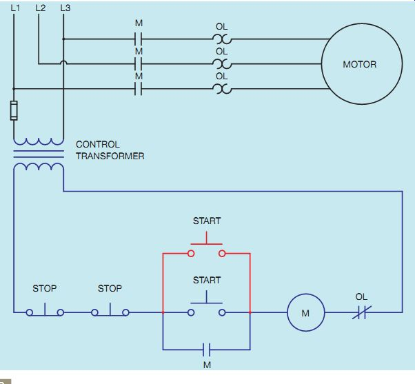 Multiple Push-Button Stations | Push Button Ignition Wiring Diagram |  | Industrial Electronics