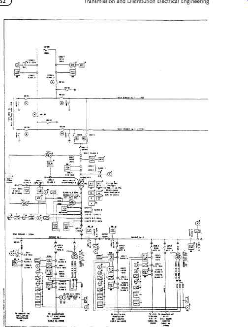 One Line Diagram Reclosing Relay