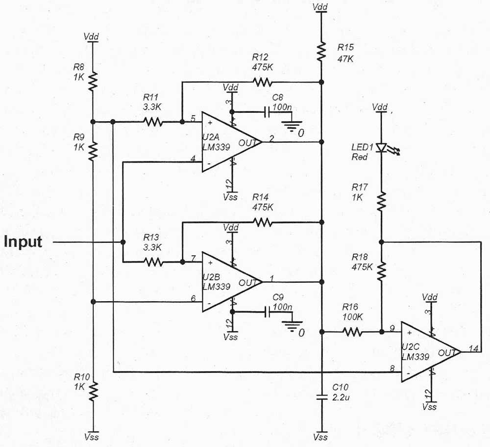 A Mains Analyzer How Clean Is Your Electric Power Looking At Window Comparator Circuits Figure 6