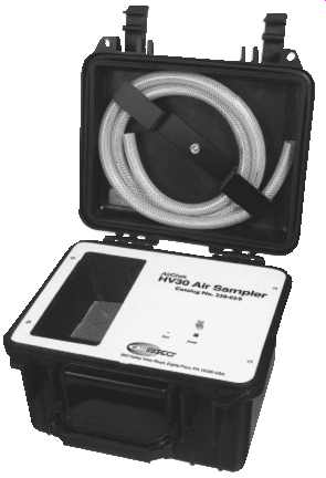 Options For Air Sampling Instruments And Apparatus Part 1