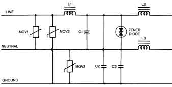 sss 8 10 surge suppressor circuit diagram circuit and schematics diagram Basic Electrical Wiring Diagrams at panicattacktreatment.co