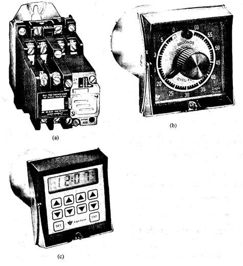 industrial timers
