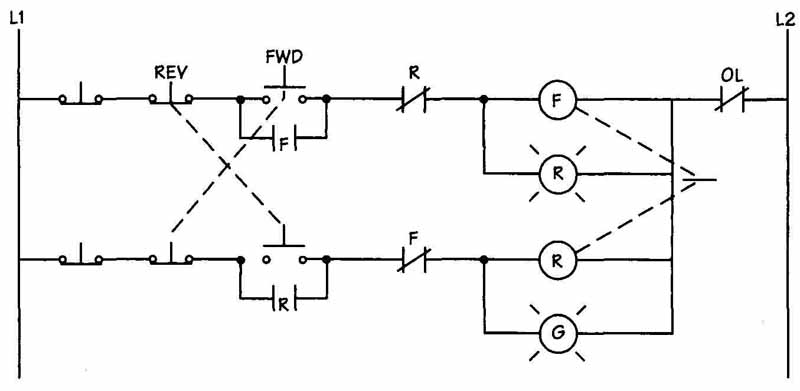 Drafting for Electronics--MOTORS AND CONTROL CIRCUITS (part 1)