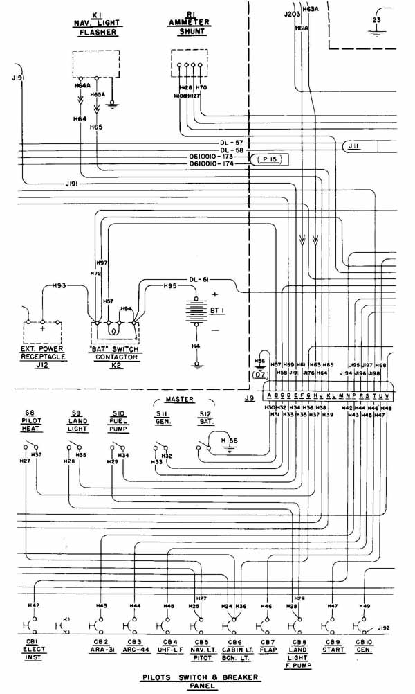 Wiring, Cabling, and Chassis Drawings (part 1) | Bcn Wire Diagram |  | Industrial Electronics