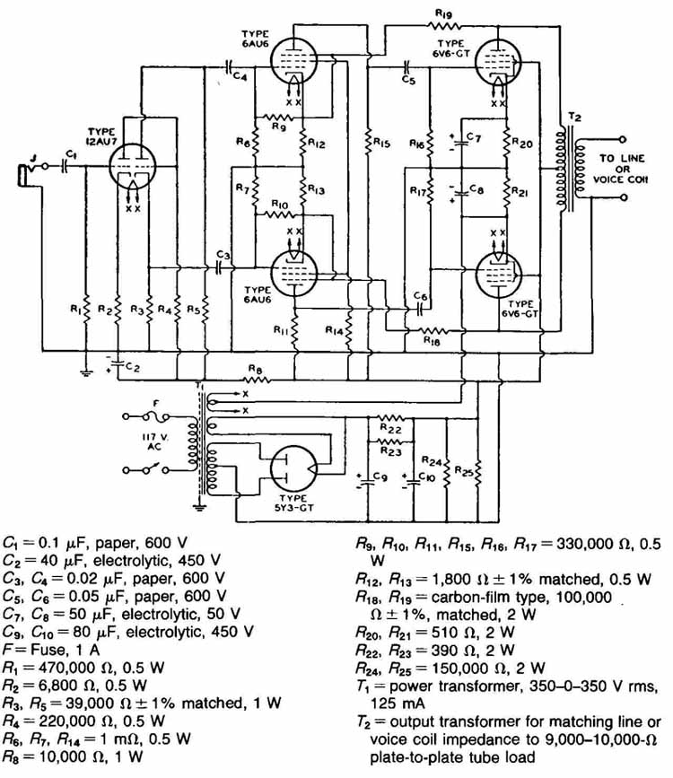 electrical and electronic schematic diagrams  part 2