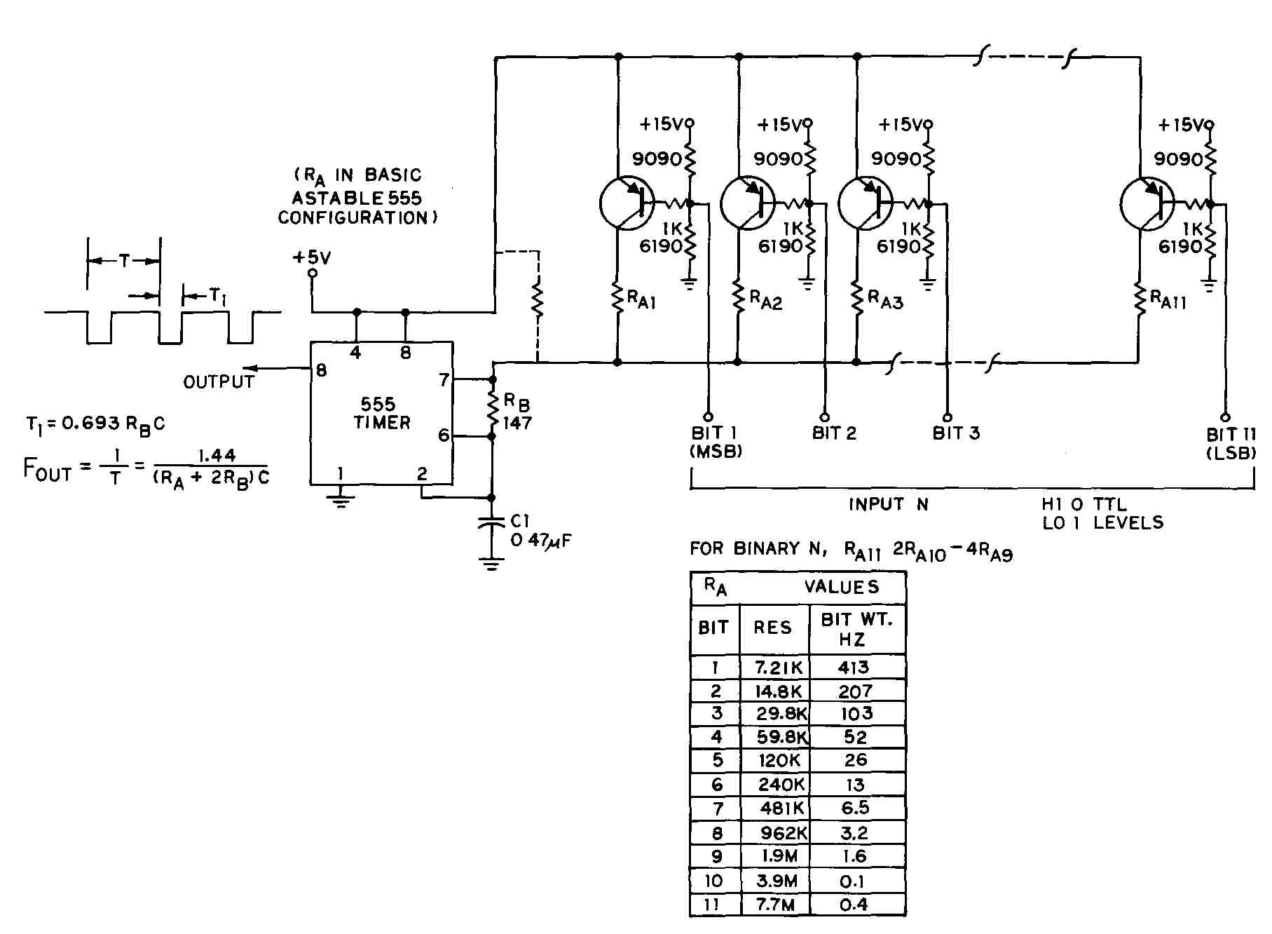 Electrical And Electronic Schematic Diagrams Part 2 Triangle Generator Circuit Diagram