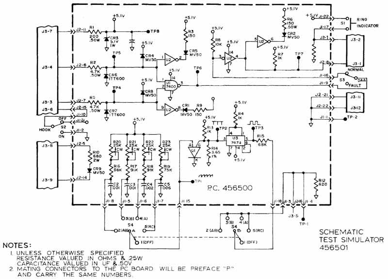 dashed line on wiring diagram
