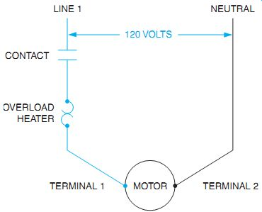Manual Motor Starter Wiring Diagram from www.industrial-electronics.com