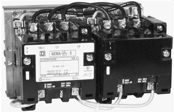 Interlocking Methods For Reversing Control  Basic Control Circuits