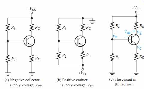 electronic devices  transistor bias circuits  part 1
