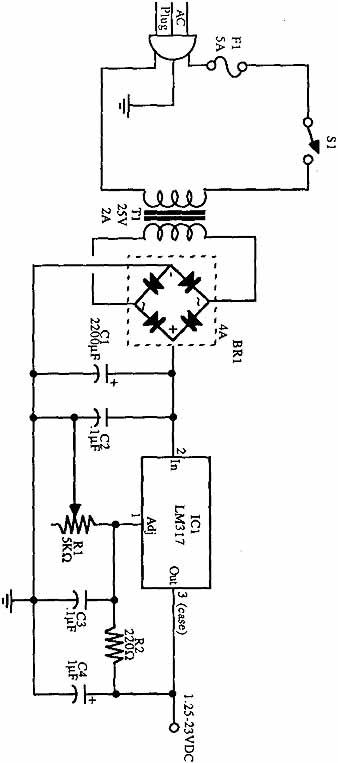 build an experimenter u2019s power supply